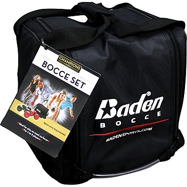Baden Sports, Champions Series Bocce Ball Set (G200-02-P2)