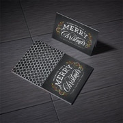 Custom Executive Holiday Cards
