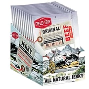 Field Trip Original Beef Jerky, 1.0 Oz., 12/Carton