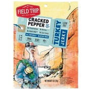Field Trip Cracked Pepper Turkey Jerky, 2.2 Oz., 12/CT