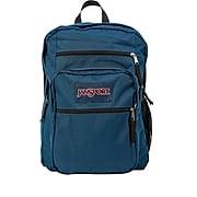 Jansport Big Student Backpack, Navy Blue (JS00TDN7003)
