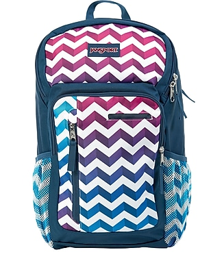 JanSport Impulse Backpack, Shadow Chevron