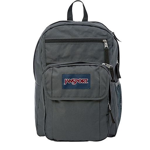 74a7ccc3f0d Jansport Digital Student Backpack, Forge Gray (JS00T69D6XD)