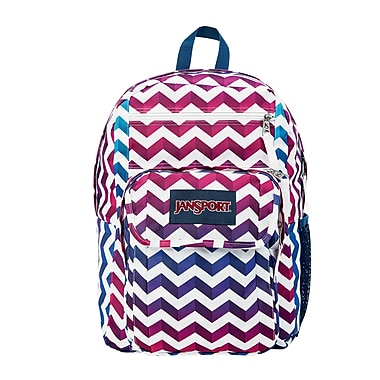 Jansport Digital Student Backpack Shadow Chevron Js00t69d35q