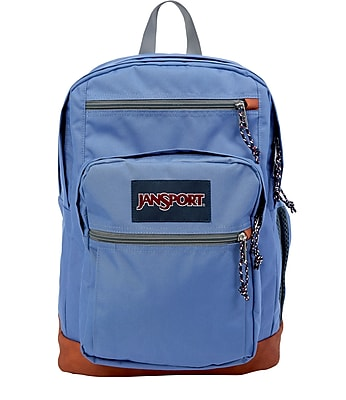 JanSport Cool Student Backpack, Bleached Denim