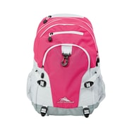 High Sierra Loop Flamingo Polyester Backpack (53646-4953)