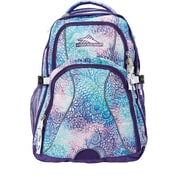 High Sierra Swerve Flower Daze Polyester Backpack (53665-5989)