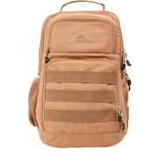 High Sierra Rownan Tan Polyester Backpack (87377-5895)