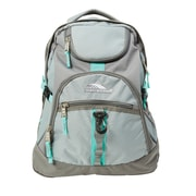 High Sierra Access Aquamarine Polyester Backpack (53671-5770)