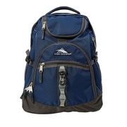 High Sierra Access True Navy Polyester Backpack (53671-4515)