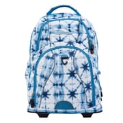 High Sierra Freewheel Indigo Dye Polyester Backpack (53991-5827)