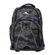 High Sierra Freewheel Kamo Polyester Backpack (53991-6205)