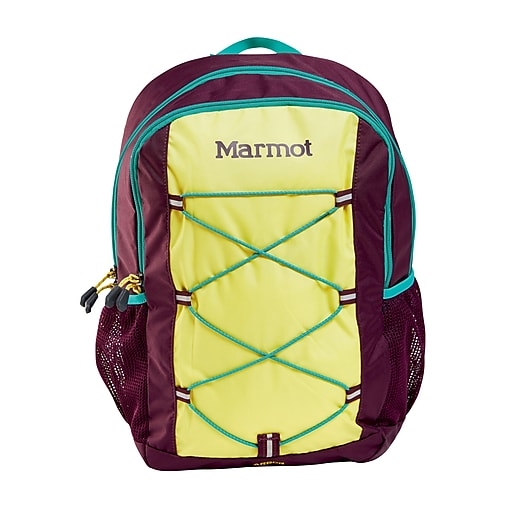 Marmot Kid's Arbor Backpack (Green/Purple)