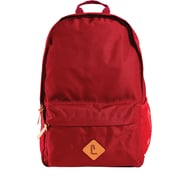 "Staples Red 18"" Classic Backpack (51020)"