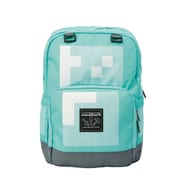 Minecraft Block Backpack, Blue