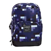 Minecraft Nether Portal Backpack, Purple