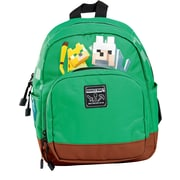 Minecraft Mobs Adventure Mini Backpack, Green