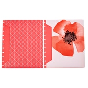 Martha Stewart Discbound™ Project Pockets, Letter-size, Persimmon, 2-pack (44909)