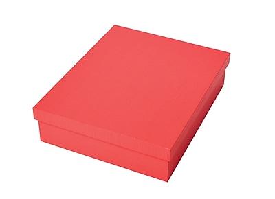Martha Stewart Stack+Fit® Document Box, Persimmon (44931)
