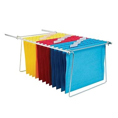 OIC Hanging Folder Frame, Letter Size, Twin Pack, Adjustable 24