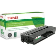Staples Sustainable Earth Dell B1260 Reman Toner, Black