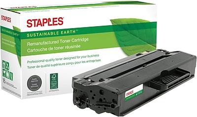 Staples® Remanufactured Laser Toner Cartridge, Dell B1260, Black, High Yield