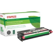 Sustainable Earth by Staples Remanufactured Magenta Toner Cartridge, Dell 3115 (310-8399, XG723), High Yield