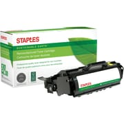 Staples® Remanufactured Black Toner Cartridge, Dell 2330 (330-2666, DM253), High Yield