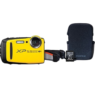 XP120 Yellow Camera Bundle