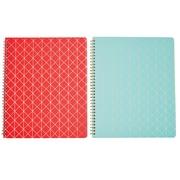 Martha Stewart Spiral Notebook, Letter-Size (51096)