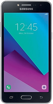 Samsung Galaxy J2 Prime G532M Unlocked GSM 4G LTE Quad-Core Duos Phone w/ 8MP Camera - Black