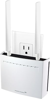 Amped Wireless High Power AC2600 Plug In WiFi Range Extender with MU MIMO REC44M