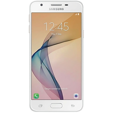 Samsung Galaxy J5 Prime G570M Unlocked GSM 4G LTE Quad-Core Phone w/ 13MP Camera - White
