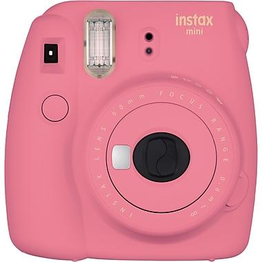 Instax Mini 9 Instant Camera Flamingo Pink