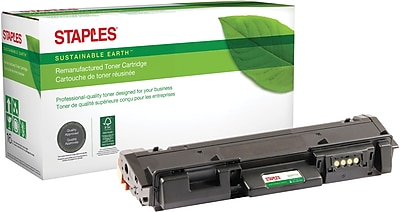 Staples® Remanufactured Laser Toner Cartridge, Xerox Phaser 3260 (106R02777), Black, High Yield
