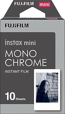 Fujifilm Monochrome Instax Film, 10pk
