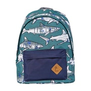 "Kids Backpack 16"" Sharks"