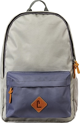 "Staples Grey 18""  Classic Backpack (51021)"