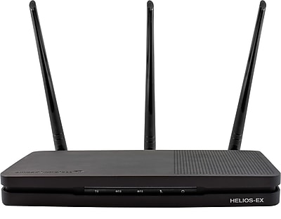Amped Wireless HELIOS EX High Power AC2200 Tri Band WiFi Range Extender with Direct Link RE2200T