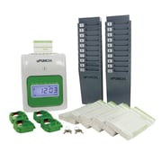 UB1000 uPunch™ Auto-Align Time Clock Bundle