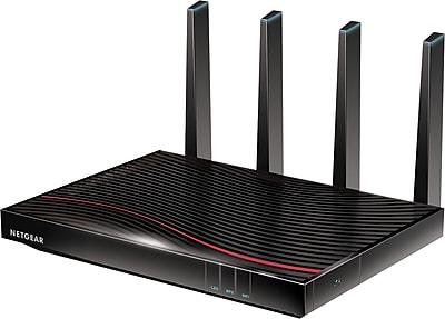 NETGEAR Nighthawk X4S AC3200 WiFi DOCSIS 3.1 Cable Modem Router- C7800