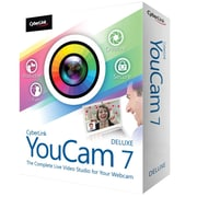 Cyberlink YouCam 7 Deluxe for Windows (1 User) [Download]