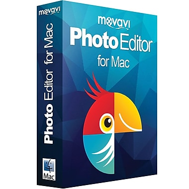 Movavi Photo Editor 4 Personal Edition for Mac (1 User) [Download]