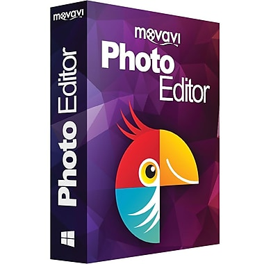Movavi Photo Editor 4 Business Edition for Windows (1 User) [Download]