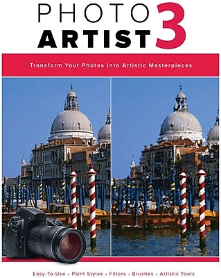 Encore PhotoArtist 3 for Windows (1 User) [Download]