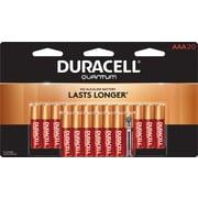 Duracell® Quantum® AAA Alkaline Batteries, 20/Pack