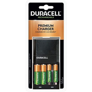 Duracell® Premium Charger