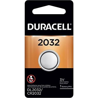 Duracell DL2032 3.0-Volt Lithium Battery