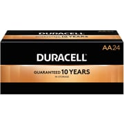 Duracell® Coppertop® AA Alkaline Batteries, 144/Pack
