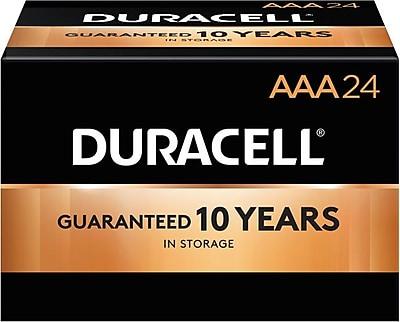 Duracell® Coppertop® AAA Alkaline Batteries, 144/Pack
